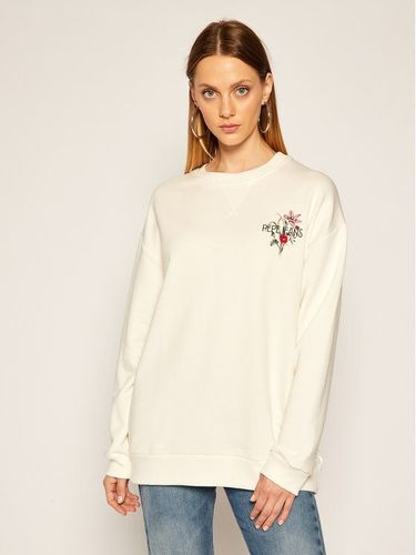 Pepe Jeans Bluza Becky PL580973 Beżowy Regular Fit 199.90PLN