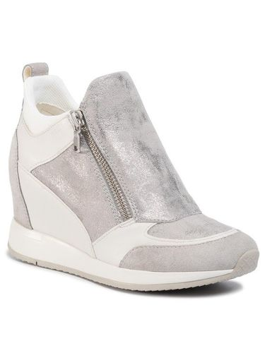 Geox Sneakersy D Nydame E D020QE 07722 C1010 Szary 489.00PLN