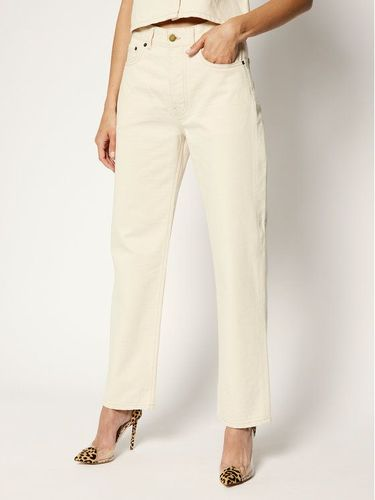 Victoria Victoria Beckham Jeansy Straight Fit 2220DJE001077A Beżowy Regular Fit 769.00PLN