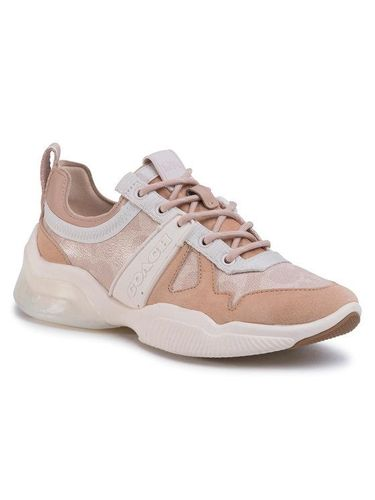 Coach Sneakersy Citysole Sig Runner G5048 10011275 Beżowy 439.00PLN