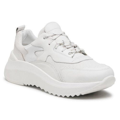 Sneakersy GINO ROSSI - RST-DERBY-01 White 189.99PLN